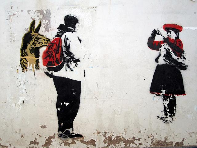 Graffiti en peru blog Roger Soto