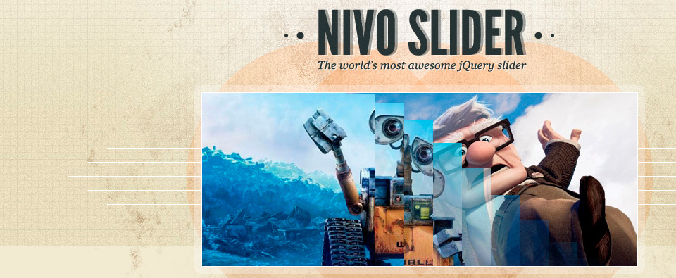 nivo slider en side bar