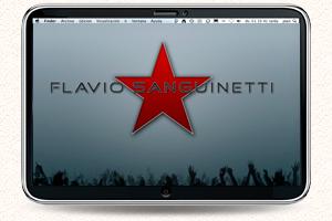 Flavio sanguinetti logo