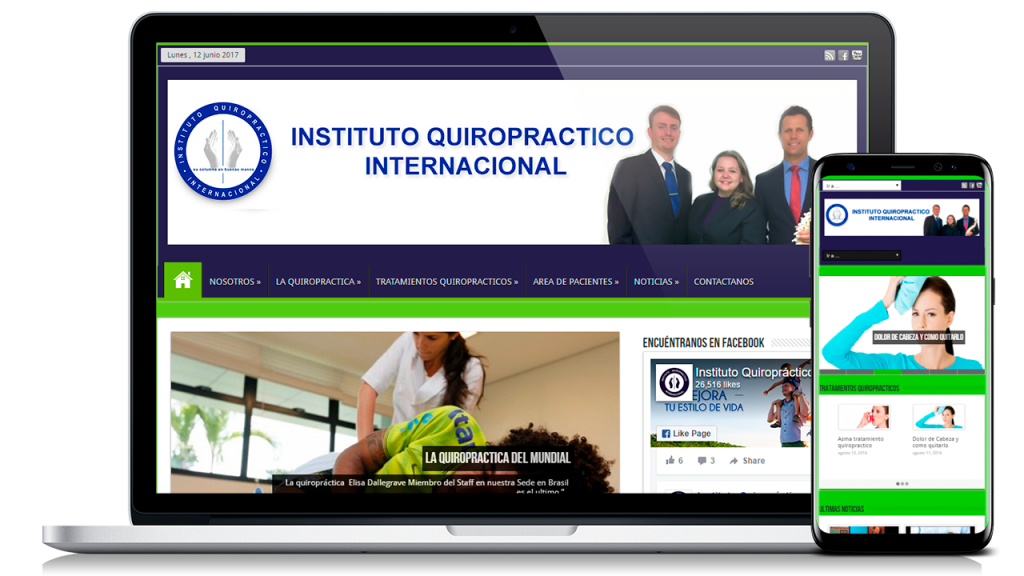 Instituto Quiropráctico Internacional