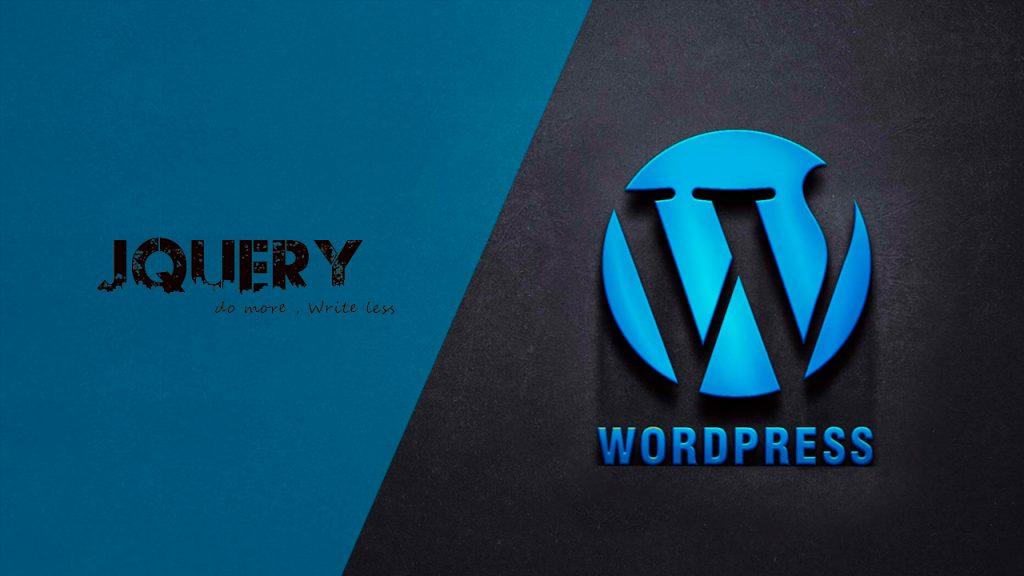 Como usar jQuery $ en WordPress